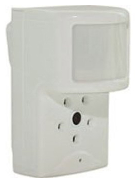 Motion Detector With Image Sensor