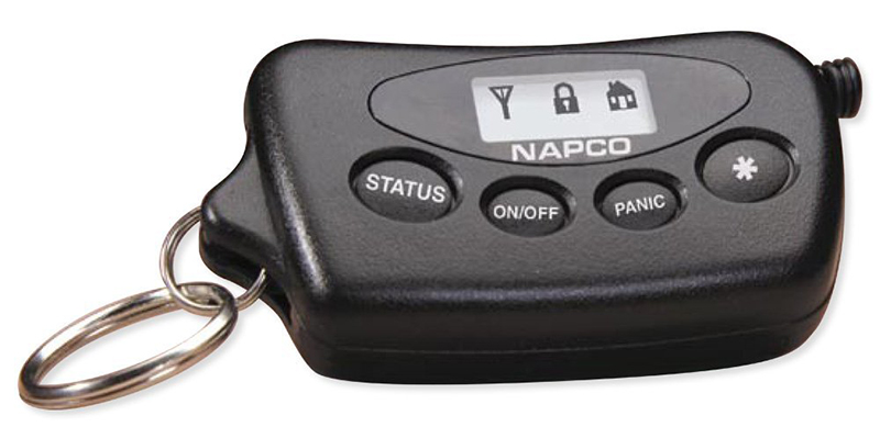 WIRELESS LCD Keyfob