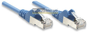 Patch Cord Cat 6 50 FT Blue