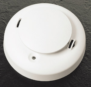 Smoke Detector & Heat sensor 4 Wire