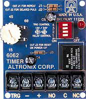 Timer Multi-Purpose 12/24VDC 1Sec-60Min