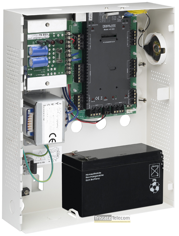 Access Control 2 Door Built in IP W/Can