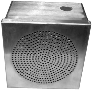 Siren in Stainless Steel Box
