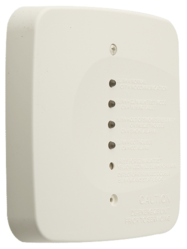Smoke & CO Detector 2 Wire