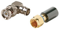 Connectors CCTV & CATV