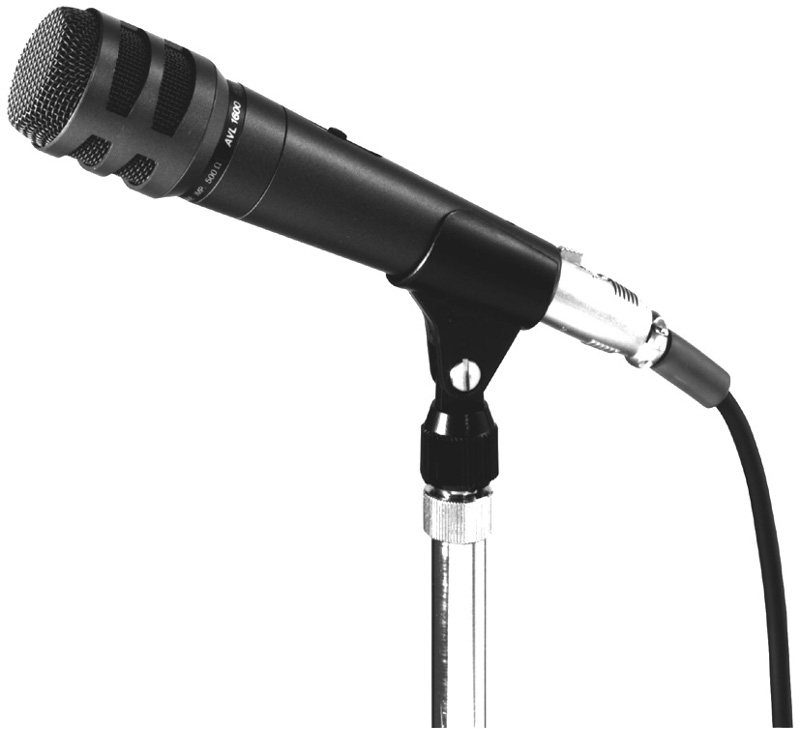 "Microphone Kit W/25FT XLR-F - 1/4"" Cable"