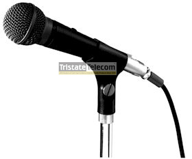 Microphone Handheld Speech/Vocal XLR