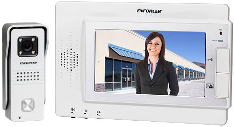 Hands-Free Video Intercom Kit