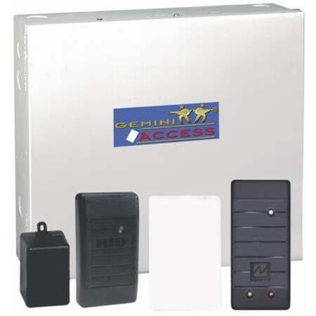 Access Control 1 Door Module  With Metal Enclosure for X255