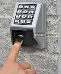 Biometric Indoor/Outdoor Digital Keypad