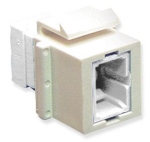 MODULE, SC ADAPTER MM/SM, WHITE