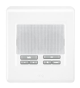 Selective Call Intercom Patio Unit White