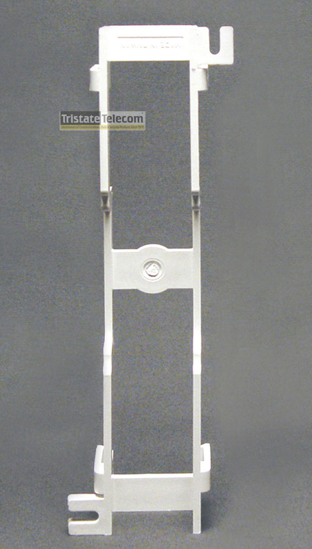 BRACKET, VERTICAL, WALL MOUNT