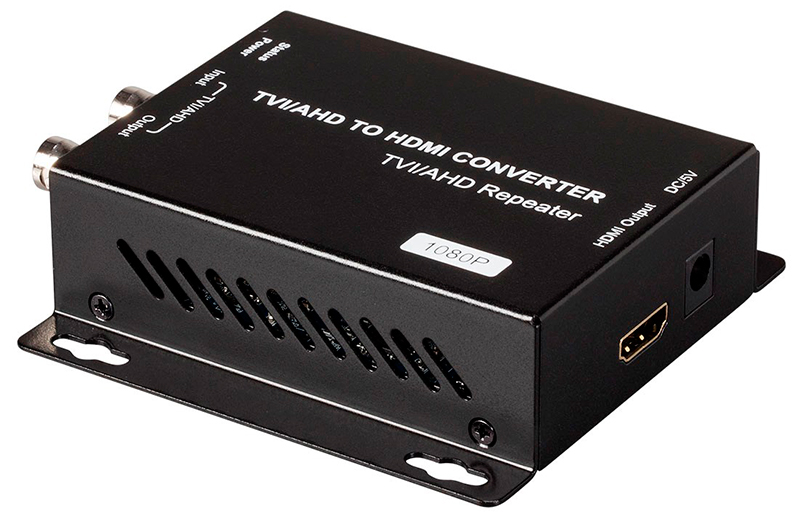 Adapter TVI/AHD To HDMI W/Looping