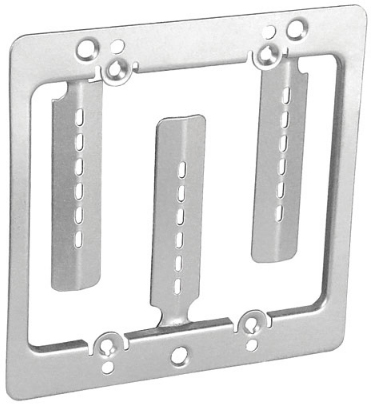 Mounting Plate Double Gang Each