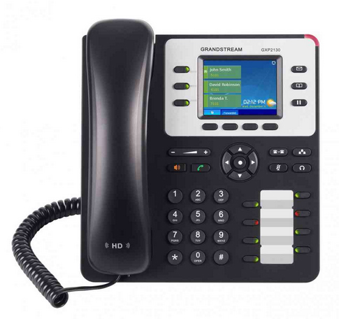 Grandstream GXP2130 Config For Mongotel