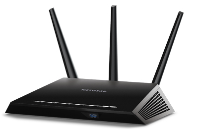 Router 4 Port Wireless 1900 Mbps