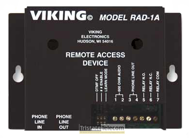 Remote Access Device Phone Line Powerd