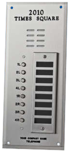 Intercom Panel 12 Button Sur